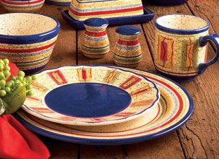 Sedona Dinnerware by Pfaltzgraff