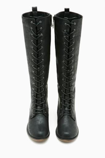 Pride & Joy Knee High Boot