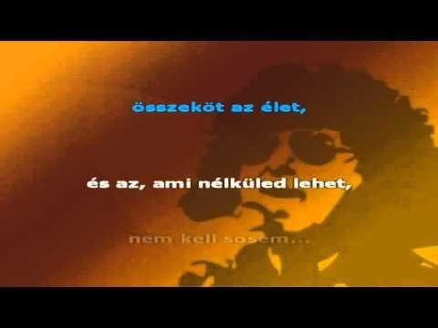 Demjén Ferenc - Felnőtt Gyermekek (Karaoke) - YouTube