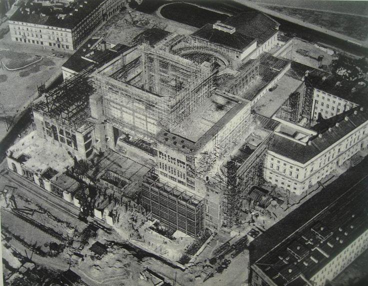 Odbudowa Teatru Wielkiego, przełom lat 50. i 60.