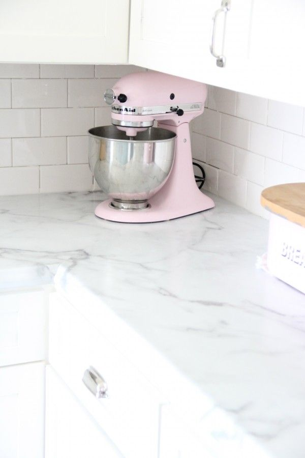 Choosing Formica Marble Over Real Marble Kitchen