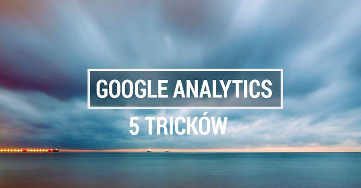"""Google Analytics to najlepsze darmowe narzędzie do analizy. Większość osób potrafi jednak odczytywać tylko podstawowe wykresy i statystyki. Okazuje się jednak, że czekają na nas bardzo przydatne zaawansowane funkcje, które pozwalają znacznie pogłębić analizę i zaoszczędzić czas.  1. Test porównawczy Zdecydowanie warto przyjrzeć się raportom w sekcji """"Test porównawczy"""", który pozwala porównać nasze wyniki […]"""