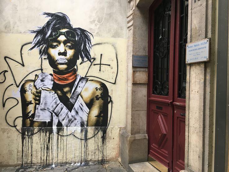 Street art - #Paris