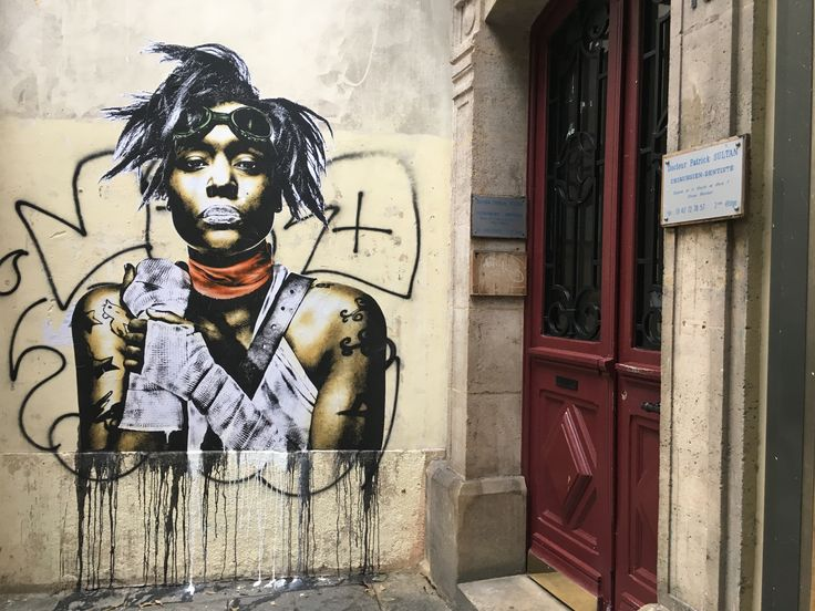Street art - #Paris