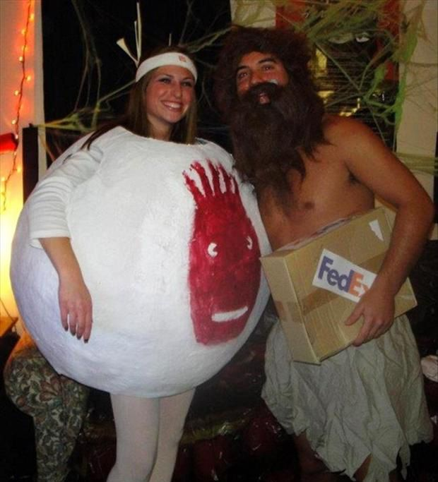 50 Funny Halloween Costume Ideas... these are really good ideas... kind of makes you sad that halloween only comes around once a year