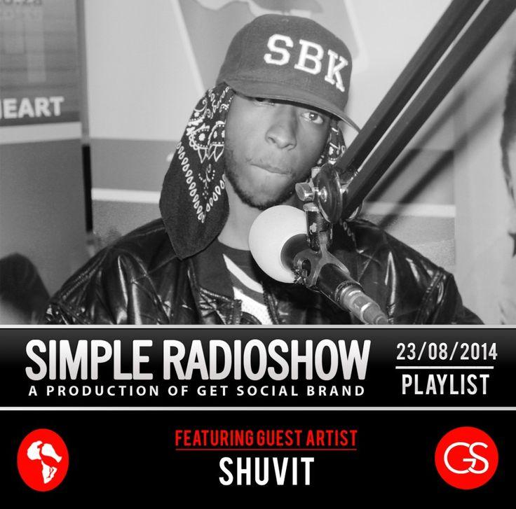 Simple Radio Show 23/08/2014 - Shuvit