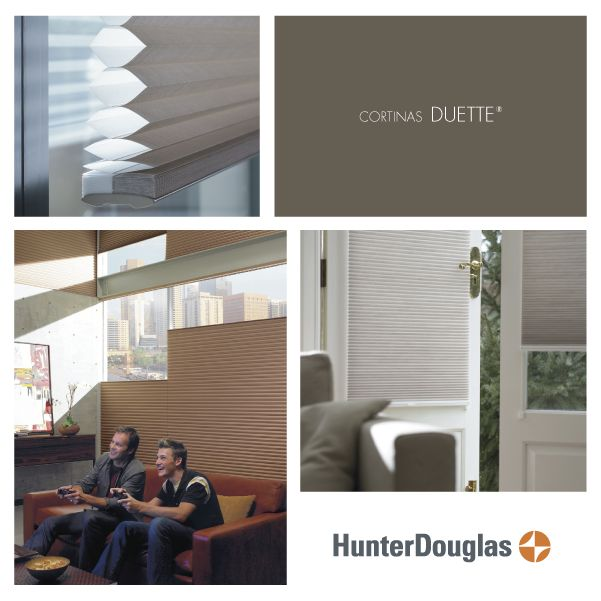 Las Cortinas Duette® te permiten un increíble manejo de la luz que ingresa a tus habitaciones y entrega además increíbles beneficios energéticos para tu hogar. Consulta sobre estas espectaculares características con tu distribuidor más cercano, búscalo en >>> http://www.hunterdouglas.cl/cortinas/distribuidores #HunterDouglas #Duette #FelizLunes