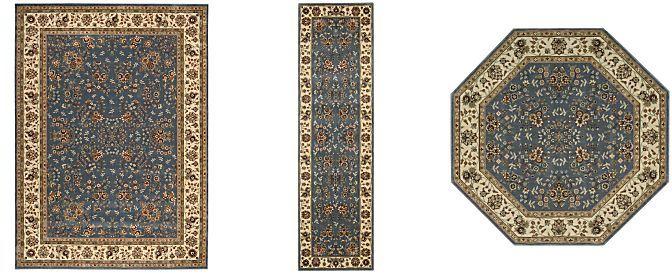 MANUFACTURER'S CLOSEOUT! Nourison Rugs, Persian Arts BD05 Light Blue