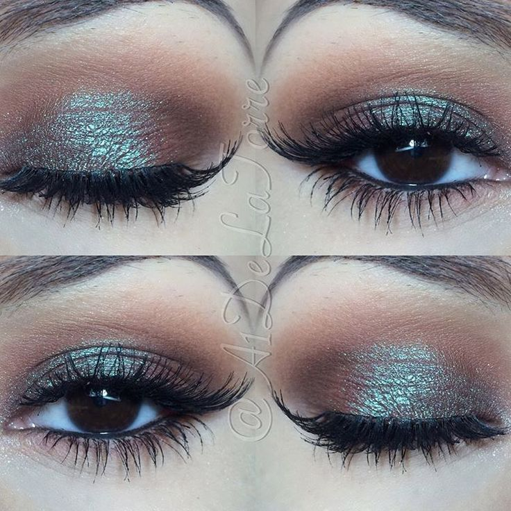 Wet n wild comfort zone palette, with Vegas_nay lashes!