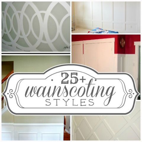 The ultimate guide to wainscoting 25 wainscoting ideas and styles - 25 Stylish Wainscoting Ideas The O Jays Tutorials And