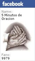 5 minutos de oración