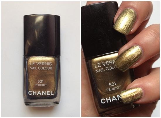 Lipstick news: Mijn Chanel Nagellak Collectie