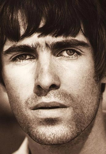 Liam Gallagher (London).  You can see more Liam Gallagher stories at: http://britpopnews.com
