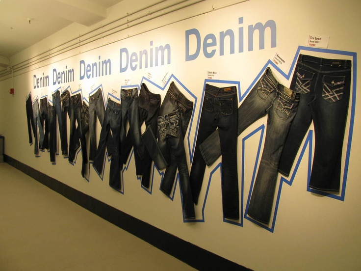 denim wall - Google Search