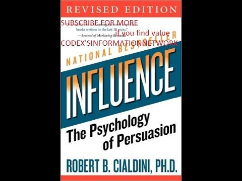 THE POWER OF PRE-SUASION, PERSUASION, INFLUENCE, ROBERT CIALDINI (From PBS News Hours), Professor Robert Cialdini, published Influence, one of the all-time c...