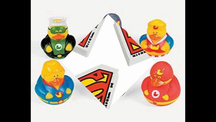 Superman Party Supplies | Superman Theme Party | Ezy Kids Parties