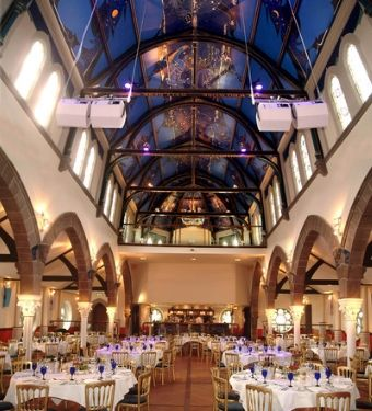 Oran Mor Glasgow Wedding Venue