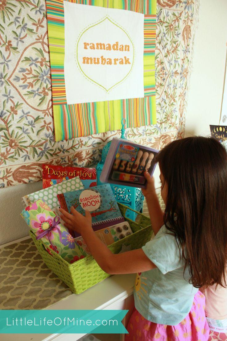 Ramadan Gift Basket Contents 2