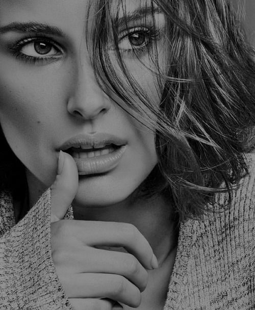 "Natalie Portman by Alique for ""Diorskin Forever"", 2016"