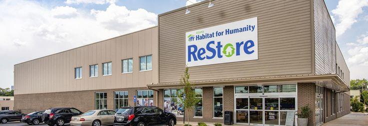 Shop. Donate. Volunteer.   Atlanta Habitat for Humanity
