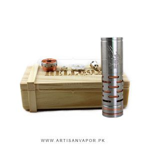 Hellboy Hybrid Mechanical Mod -- http://www.artisanvapor.pk/product/hellboy-hybrid-mechanical-mod/ --   #artisan #vapor #company #pakistan #quitsmoking #startvaping #eliquid #ejuice #vape #vaping #eliquidpakistan #ejuicepakistan #ecigpakistan #ecig #electroniccigarette #ecigarette #kit #box #mod #boxmod #tanks #rda #rta #rba #rebuildable #coil #battery #batteries #charger #chargers #atomizer #clearomizer #sub #ohm #subohm #starter #vapecommunity #pakistanvapingcommunity #vapeon