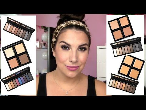 Hit or Miss? NEW ELF Palettes (Contour, Bronzer, Foundation, Eyes)