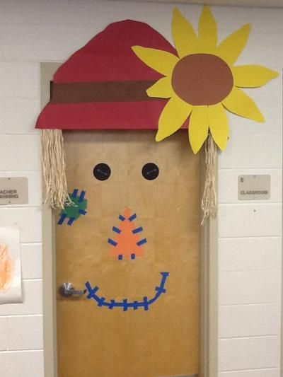 Classroom Halloween Decorations To Make ~ Best images about door decorations on pinterest snow