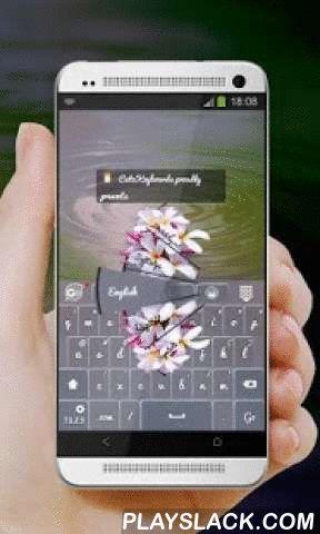 """Bouquet GO Keyboard  Android App - playslack.com ,  Dit is de GO Keyboard """"Bouquet"""" thema door CuteKeyboards.Boeket.De finishing touch voor deze camo groene gekleurde GO Keyboard is gegeven door de inspiratie achter het, jasmijn, bloemen, parfum en geur.Ik opende de grote centrale raam van mijn kantoor ruimte om zijn volledige op de fijne begin mei ochtend. Dan stond ik voor een paar momenten, het inademen van de zachte, warme lucht die werd belast met de geur van witte seringen…"""