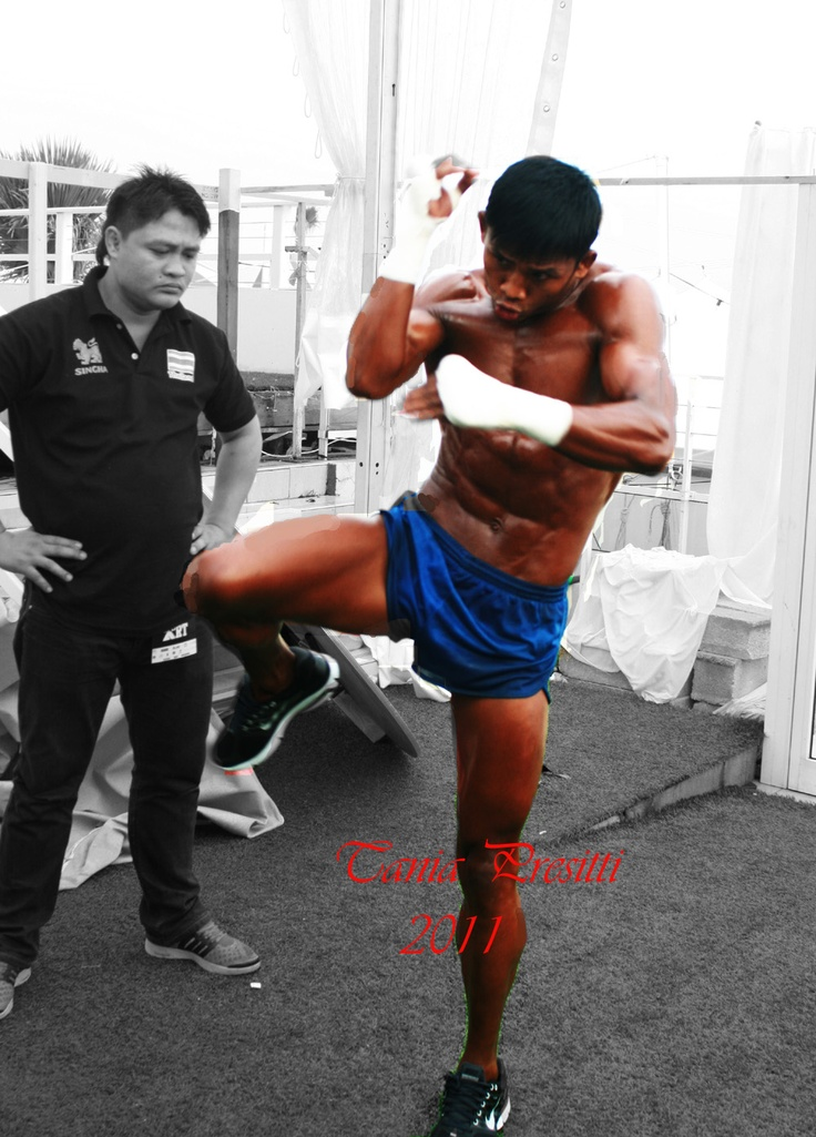 Buakaw, Thai Fight, Cannes 2011