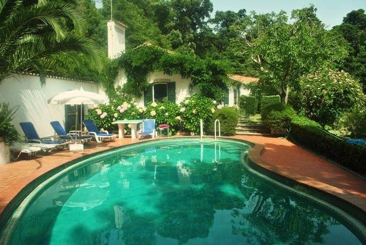 Ferie villa til leie i Guincho - Unik, elegant eiendom med fantastisk utsikt mellom Sintra og Cascais kysten - Guincho Feriehus, leiligheter - unit_1198666 1198666