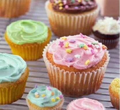 Cupcake Basisrecept recept | Smulweb.nl