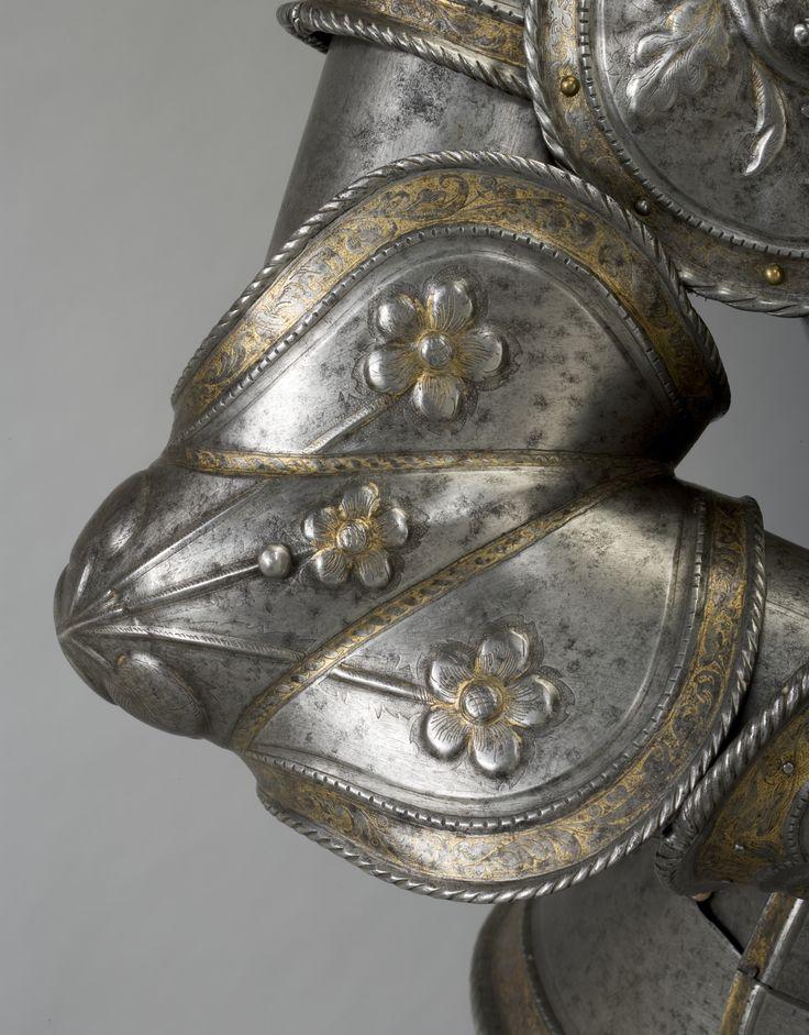 Armour, c. 1540. Livrustkammaren, CC BY-SA