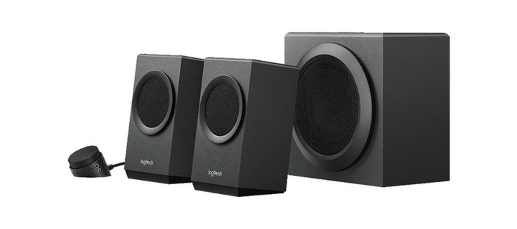 Logitech Z337 Bold PC speaker is easily stream audio via your computer, smartphone or tablet. For detailed specifications visit website.
