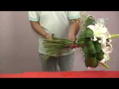 Bloomtube Floral How to make! DIY - YouTube