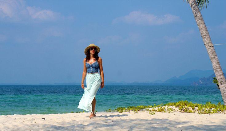 Thailand, Koh Mook. This Island is a dream...