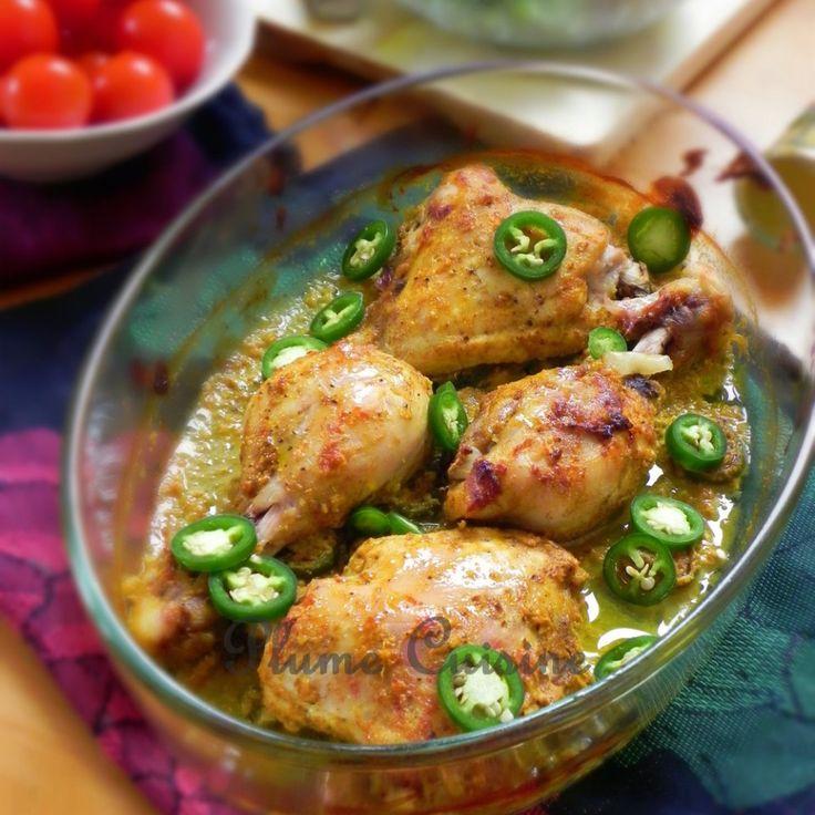 Fricassée de poulet A L' antillaise