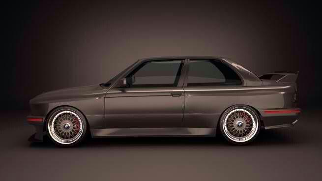 BMW E30 M3 #Cecotto