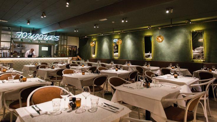 Toujours Haarlem #restaurant #restaurantdesign #design #interior #haarlem #reinrambaldo #dehorecafabriek #thenetherlands