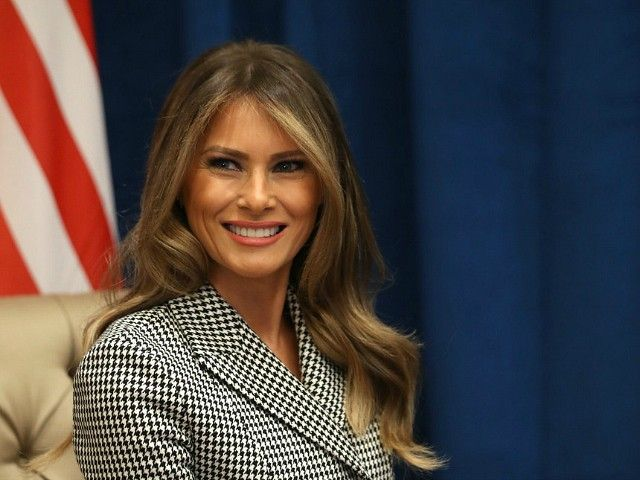 An elementary school librarian in Massachusetts rejected a donation made by First Lady Melania Trump to her school's library.