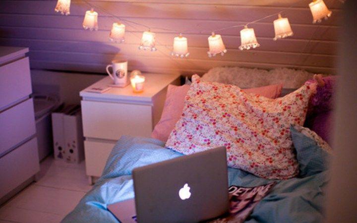Top 25 Ideas About Cozy Dorm Room On Pinterest