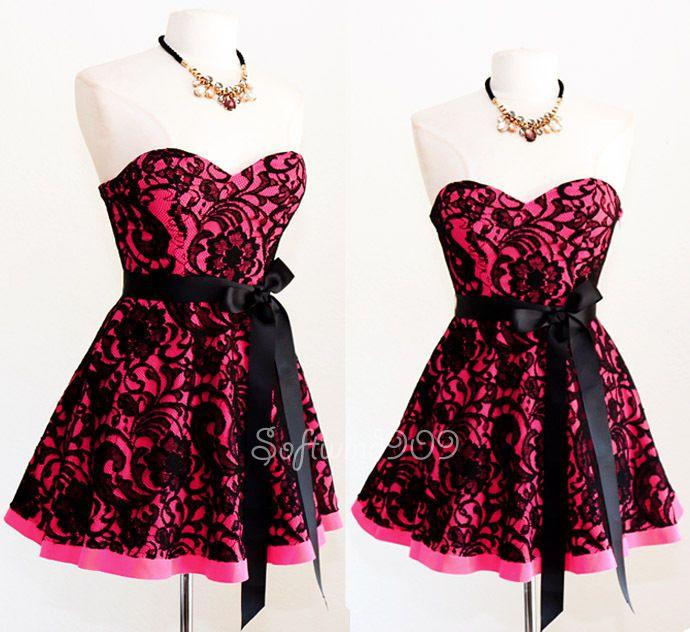 1000  ideas about Black Lace Cocktail Dress on Pinterest - Vintage ...