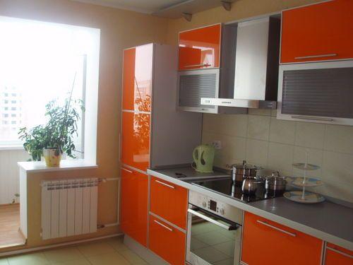 Кухня с балконом: варианты использования балкона и объединение, перепланировка, советы дизайнеров, фотогалерея, идеи дизайна