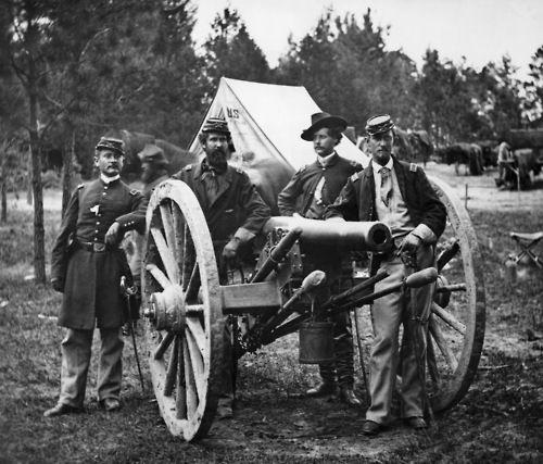 The American Civil War (1861–1865)