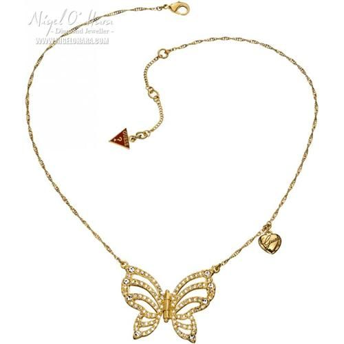 Guess Women's Necklace UBN81002 v8GoiLMNVW
