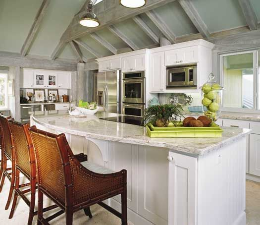Kitchen Designed By Chad Acres Kitchen Bath Cabinetry, Inc. FIeldstone  Cabinetry Milan Door Style