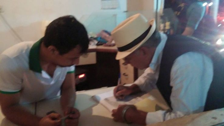 23/04/2015 - Itumbiara, GO - Equipe do Carlos Humberto Almeida Pupulin