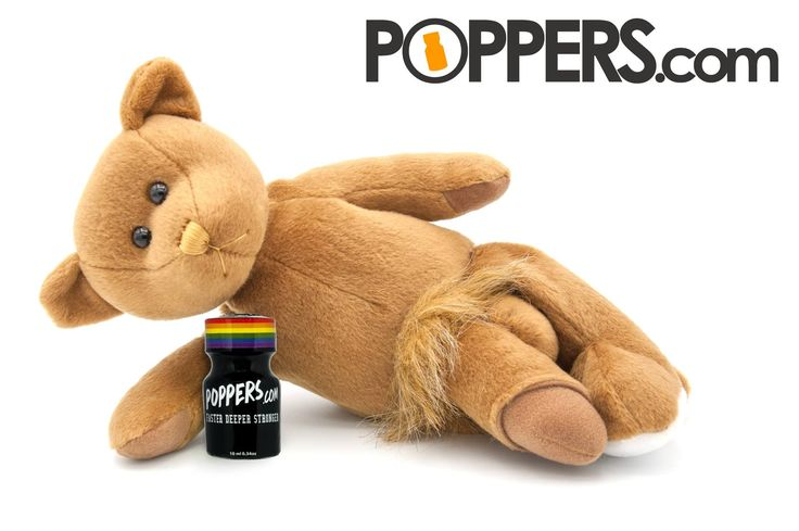 Poppers Com is a brand-new, extremely fast-acting aroma with an absolutely relaxing effect.  You would like to try new, really large sextoys? With Poppers Com everything is possible!  Faster - Deeper - Stronger - with this top product you will have your pleasure.  But beware: newcomers should handle this carefully.