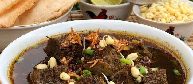Resep Rawon Daging Sapi Khas Jawa Timur Spesial Enak Empuk Resep Makanan Daging Sapi Resep