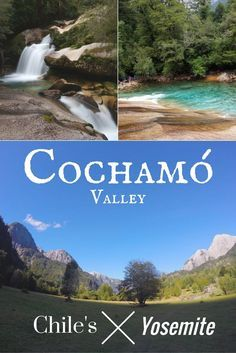 Yosemite attracts people from all around the world. This hidden valley in Cochamo is Chile's version and their best kept secret that very few gringos visit