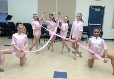 dance mom group dance living with the ribbon
